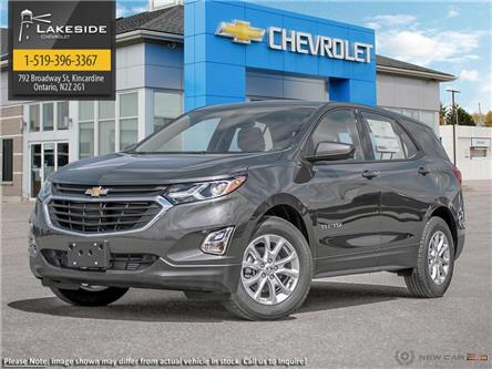 2021 Chevrolet Equinox LS (Stk: T1046) in Kincardine - Image 1 of 23