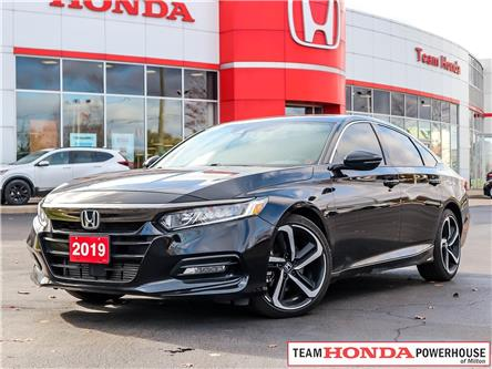 2019 Honda Accord Sport 2.0T (Stk: 3713) in Milton - Image 1 of 30