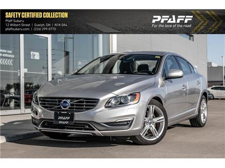 2017 Volvo S60 T5 Special Edition Premier (Stk: SU0261) in Guelph - Image 1 of 22