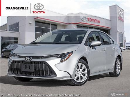2021 Toyota Corolla LE (Stk: 21100) in Orangeville - Image 1 of 21