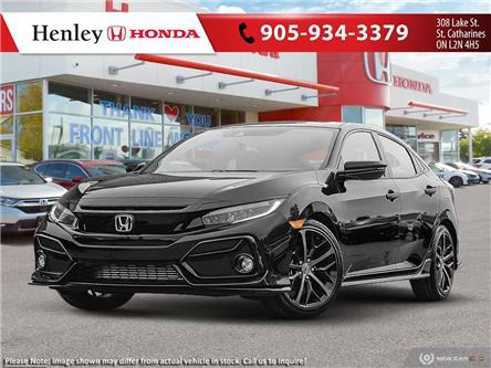 2020 Honda Civic Sport Touring (Stk: H18539) in St. Catharines - Image 1 of 23