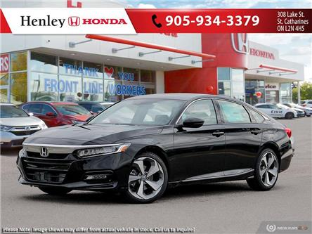 2020 Honda Accord Touring 2.0T (Stk: H18645) in St. Catharines - Image 1 of 24