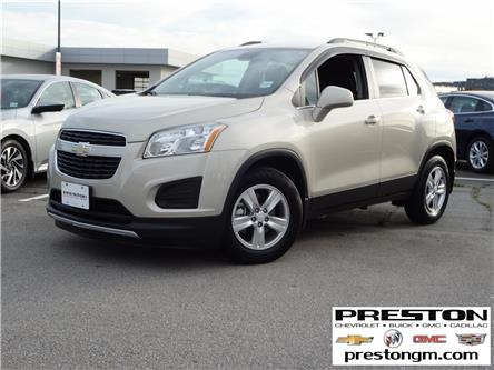 2014 Chevrolet Trax 1LT (Stk: 1201401) in Langley City - Image 1 of 26