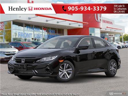 2020 Honda Civic LX (Stk: H19002) in St. Catharines - Image 1 of 23