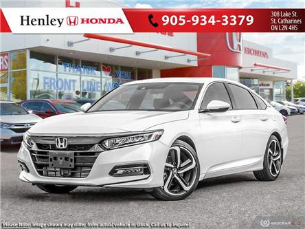2020 Honda Accord Sport 1.5T (Stk: H18727) in St. Catharines - Image 1 of 23