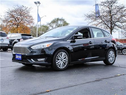 2016 Ford Focus Titanium (Stk: 16-60270-T) in Burlington - Image 1 of 6