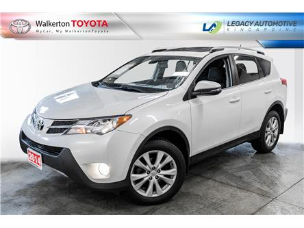 2014 Toyota RAV4 Limited (Stk: 21031A) in Walkerton - Image 1 of 19