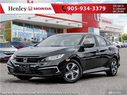 2020 Honda Civic LX (Stk: H19135) in St. Catharines - Image 1 of 23