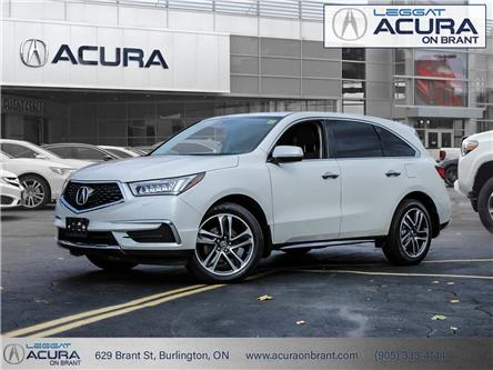2017 Acura MDX Navigation Package (Stk: 4337) in Burlington - Image 1 of 28