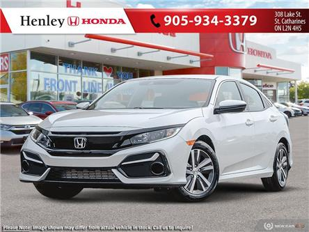 2020 Honda Civic LX (Stk: H19003) in St. Catharines - Image 1 of 23
