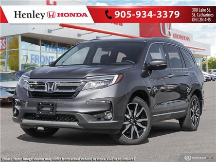 2021 Honda Pilot Touring 8P (Stk: H19288) in St. Catharines - Image 1 of 23