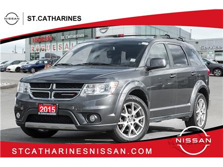 2015 Dodge Journey SXT (Stk: P2835) in St. Catharines - Image 1 of 17