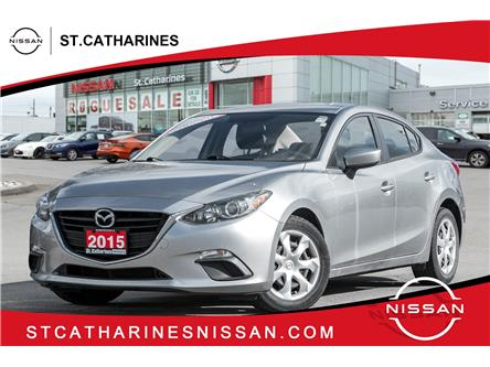 2015 Mazda Mazda3 Sport GX (Stk: P2765A) in St. Catharines - Image 1 of 17