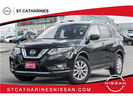 2018 Nissan Rogue SV (Stk: P2838) in St. Catharines - Image 1 of 18