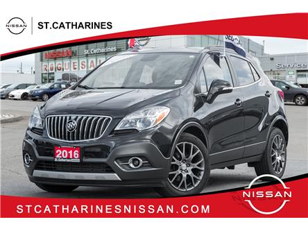 2016 Buick Encore Sport Touring (Stk: P2825) in St. Catharines - Image 1 of 20