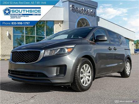 2017 Kia Sedona L (Stk: A14632A) in Red Deer - Image 1 of 25