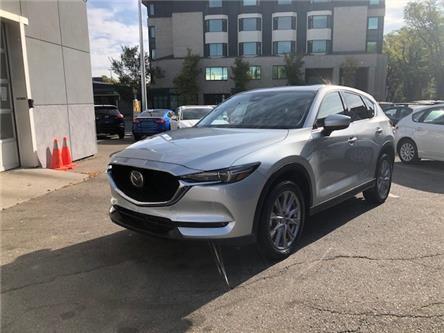 2019 Mazda CX-5 GT w/Turbo (Stk: N3100) in Calgary - Image 1 of 19
