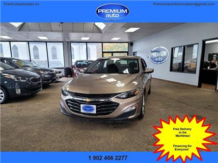 2019 Chevrolet Malibu LT (Stk: 105441) in Dartmouth - Image 1 of 19
