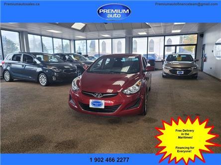 2016 Hyundai Elantra GL (Stk: 657393) in Dartmouth - Image 1 of 19