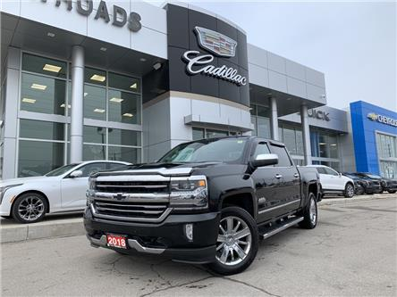 2018 Chevrolet Silverado 1500 High Country (Stk: F290169A) in Newmarket - Image 1 of 29
