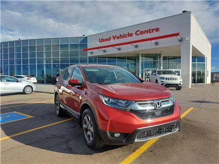 2018 Honda CR-V EX (Stk: 2200975A) in Calgary - Image 1 of 30