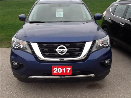 2017 Nissan Pathfinder SV (Stk: p20098) in Owen Sound - Image 1 of 13