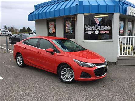 2019 Chevrolet Cruze LT (Stk: B7793) in Ajax - Image 1 of 23