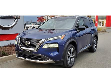 2021 Nissan Rogue Platinum (Stk: R2100) in Courtenay - Image 1 of 23