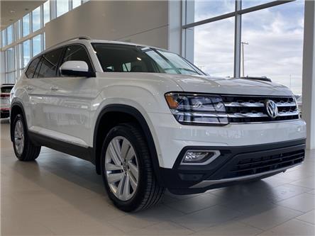2019 Volkswagen Atlas 3.6 FSI Execline (Stk: 70175A) in Saskatoon - Image 1 of 24