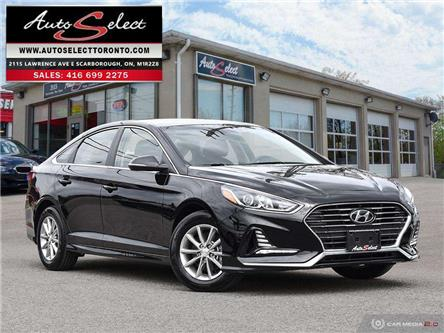 2018 Hyundai Sonata GL (Stk: H1N2V76) in Scarborough - Image 1 of 28