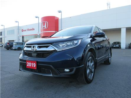 2019 Honda CR-V EX (Stk: 28802L) in Ottawa - Image 1 of 18