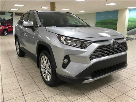 2021 Toyota RAV4 Limited (Stk: 210210) in Calgary - Image 1 of 19