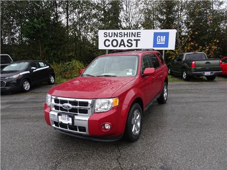 2011 Ford Escape Limited (Stk: EL125744A) in Sechelt - Image 1 of 17
