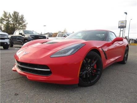 2015 Chevrolet Corvette Stingray Z51 (Stk: 00603L) in Cranbrook - Image 1 of 24