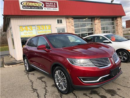 2018 Lincoln MKX Reserve (Stk: 7874A) in Morrisburg - Image 1 of 8
