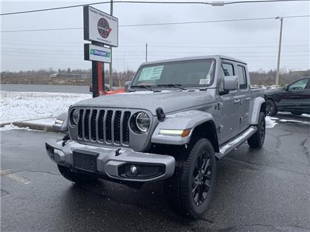 2021 Jeep Gladiator Overland (Stk: 6636) in Sudbury - Image 1 of 18
