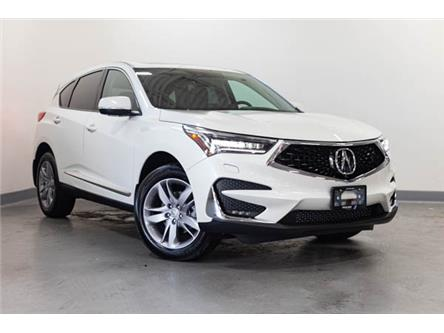 2021 Acura RDX Platinum Elite (Stk: M801308MARC) in Brampton - Image 1 of 17