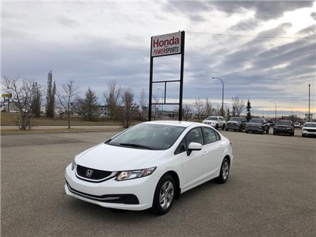 2014 Honda Civic LX (Stk: 20-142A) in Grande Prairie - Image 1 of 22