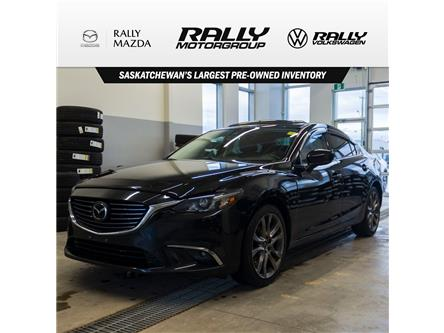 2017 Mazda MAZDA6 GT (Stk: V1328) in Prince Albert - Image 1 of 12