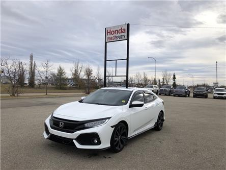 2018 Honda Civic Sport Touring (Stk: 20-135A) in Grande Prairie - Image 1 of 25