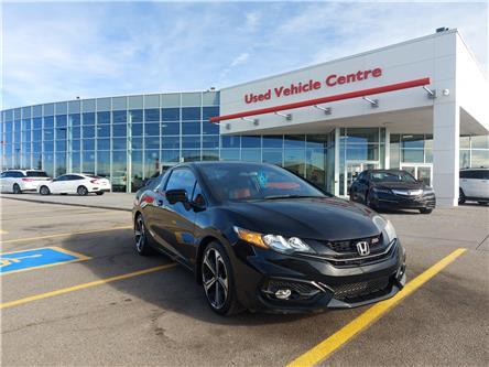 2015 Honda Civic Si (Stk: U204256) in Calgary - Image 1 of 29