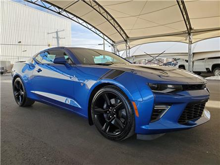 2017 Chevrolet Camaro 2SS (Stk: 161830) in AIRDRIE - Image 1 of 36