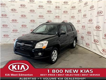 2009 Kia Sportage Luxury (Stk: 21952A) in Edmonton - Image 1 of 26