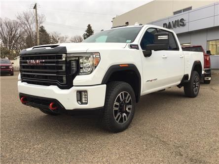2021 GMC Sierra 3500HD AT4 (Stk: 222149) in Brooks - Image 1 of 19