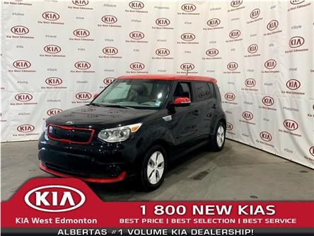 2015 Kia Soul EV EV (Stk: 7633) in Edmonton - Image 1 of 30