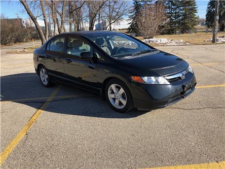 2007 Honda Civic LX (Stk: ) in Winnipeg - Image 1 of 15