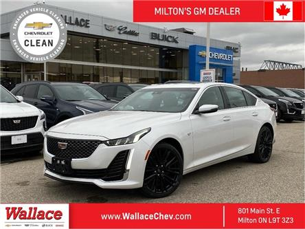 2021 Cadillac CT5 Premium Luxury (Stk: 109056) in Milton - Image 1 of 19