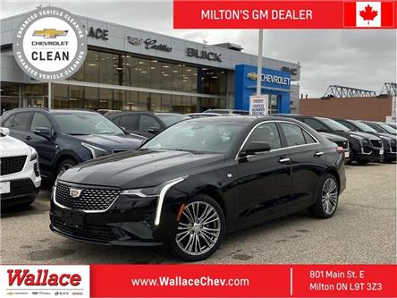 2021 Cadillac CT4 Premium Luxury (Stk: 111469) in Milton - Image 1 of 20