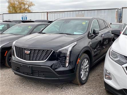 2021 Cadillac XT4 Luxury (Stk: K1D042) in Mississauga - Image 1 of 5