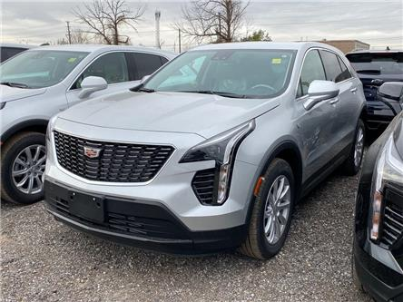 2021 Cadillac XT4 Luxury (Stk: K1D040) in Mississauga - Image 1 of 5